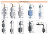 5CFS-P52 verticalement commutateur de niveau de flotteur de l'eau de l'intall pp