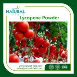 Precio del licopeno del extracto el 98% del tomate de la fuente del fabricante y extracto naturales del tomate