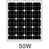 Il modulo solare delle cellule solari del modulo 72 di Haochang ha montato sul tetto inclinato