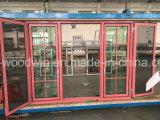 Finestra personalizzata della lega di alluminio di formato di prezzi di fabbrica