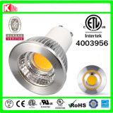 Indicatore luminoso bianco del rimontaggio GU10 LED della lampadina GU10 AC85-265V 35W 50W del LED