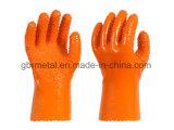 Перчатки 911 работы перчаток PVC нового типа противоскользительные