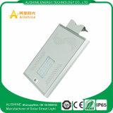 IP65 20W lampe de LED solaire intégrée à LED avec télécommande pour jardin