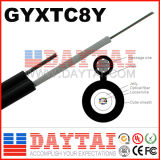 고품질 2-24 코어 광학 섬유 케이블 GYXTW 광케이블