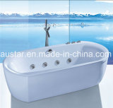 Freestanding Massage Bathtub SPA met Ce en RoHS (bij-9057)