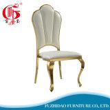 食堂のための椅子を食事する現代金のステンレス鋼