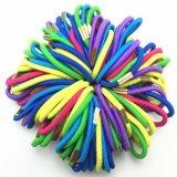 Legame elastico dei capelli del silicone