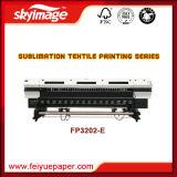 3, impresora ancha Oric Fp3202-E del indicador de la sublimación del formato de los 2m con la cabeza de impresora doble de la original Dx-5