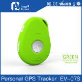 Wasserdichter mini persönlicher Emergency Aufruf-Anhänger mit PAS-Emergency Panik-Taste durch VoiceTalking den Echtzeit-GPS Gleichlauf