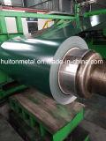 A cor revestiu a bobina de aço de Stee Coil/PPGI (RAL6002)