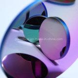 Hoge Precisie 7000nm van Giai de Standaard Plano-Convex Optische (PCX) Lens van het Silicium