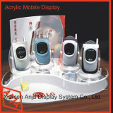 Acrílico Tienda Soporte de la pantalla del teléfono móvil
