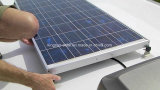 painel solar poli de eficiência 320W elevada