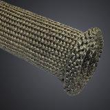 Générateur de la protection du tuyau d'échappement du moteur de basalte de manchon de tricot