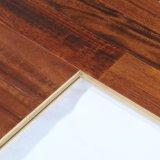 Bloqueio de elevada qualidade e fácil piso laminado piso laminado