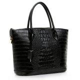 Entwerfer-Krokodil-echtes Leder-Handtaschen-Form-Frauentote-Beutel