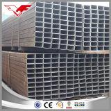 Aislante de tubo rectangular del tubo rectangular del material de construcción de la construcción para el tubo de la estructura