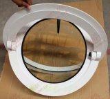 Constructeur professionnel du guichet rond en aluminium (BHA-CWA36)