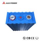 Baterias da bateria de armazenamento 3.2V da energia solar 100ah LiFePO4 para EV