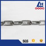 DIN766 de standaardKeten SUS304 van de Link van het Roestvrij staal