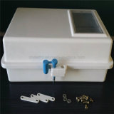 Le PRF/GRP professionnel en fibre de verre à l'extérieur du boîtier de compteur électrique, boîtier électrique