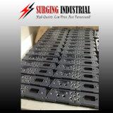 Produzione di volume basso per le parti rivestite di potere di alluminio del prototipo lavorando di CNC
