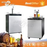 Distributeur de bière, Keg Fridge Kegerator, Réfrigérateur avec affichage numérique
