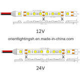 UL SMD5050 60 LEDs/M, striscia di IP43 Nonwaterproof 12V LED
