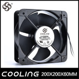 20060 АС 220V Sirocco промышленной вытяжной вентилятор 200мм большой объем воздуха вентилятора системы охлаждения камин Вытяжной вентилятор