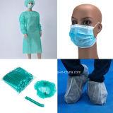 Prodotti non tessuti a gettare del rifornimento medico per l'ospedale