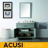 新しい優れた高品質簡単な様式の純木の浴室の虚栄心(ACS1-W51)