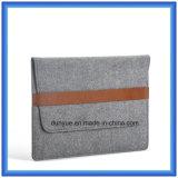 """Выдвиженческие Eco-Friendly мешки втулки компьтер-книжки портфеля компьтер-книжки войлока шерстей с передним карманн для воздуха ПРОФЕССИОНАЛЬНОГО, ПРОФЕССИОНАЛЬНОЙ сетчатки 13.3 Apple MacBook """" (ШЕРСТИ 70% СОДЕРЖИМЫЕ)"""