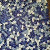 Azulejo de mosaico de cristal de cristal del azulejo de mosaico del último derretimiento caliente hexagonal 2016