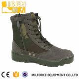 L'entraînement militaire des prix bon marché neufs de mode de la Chine chausse les chaussures de toile militaires