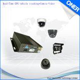 GPS van Mdvr de Drijver van het Voertuig, Video Controle