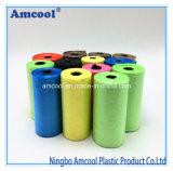 Caca colorée et personnalisée des sacs de chien