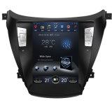 Bt無線RDSを持つヒュンダイElantraのためのダッシュ車のマルチメディアのアンドロイド5.1の垂直スクリーン