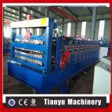 Плитка крыши листа цвета Gavanized металла поставщика Китая известная делая машину