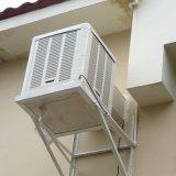 Bedienungsfreundliches Metallfenster eingehangene Verdampfungswasser-Luft-Kühlvorrichtung
