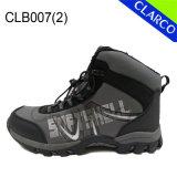 Спорты людей и женщин Softshell напольные Hiking ботинки с водоустойчивым
