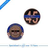 Moneta su ordinazione all'ingrosso del ricordo di promozione del metallo