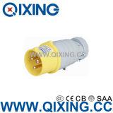 IP44 migliore spina maschio industriale blu di prezzi 16A 3p
