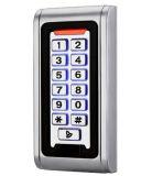 Controle de acesso impermeável do teclado do controlador do acesso da senha do metal