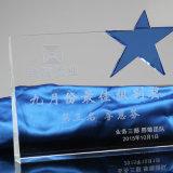 Kundenspezifischer kreativer Kristalltrophäe-Preis für Geschäfts-Geschenk