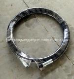 De rubber Assemblage van de Slang voor Pomp de Met duikvermogen van de Concrete Vibrator