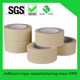 Bomei 도매 Crepe 접착성 보호 테이프는 페인트에서 보호한다