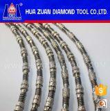 De Zaag van de Draad van de Diamant van Huazuan voor Marmer