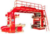Máquina de Impresión Flexográfica de Alta Velocidad de Múltiples Colores Roll Paper Flexographic