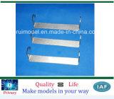 Kundenspezifischer CNC, der Ersatzteile maschinell bearbeitet