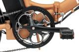 電気バイク(TDN02-3)を折る全車輪